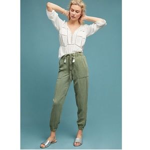 Anthropologie Victory Utility Joggers